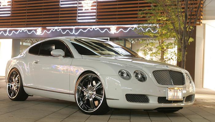 ベントレー コンチネンタル Gt Gtc フライングスパー Bentley パーツ エアロ ホイール マフラー