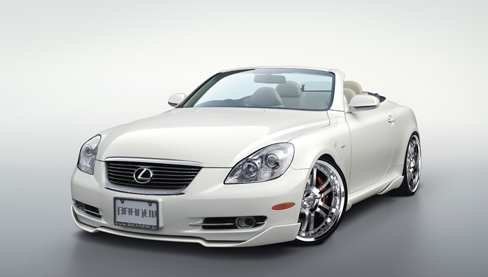 レクサス Sc Lexus Sc パーツ エアロ ホイール アルミホイール マフラー メーカー【branew】