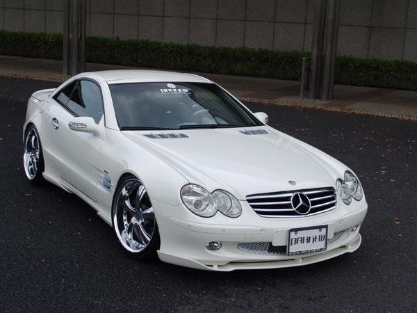 Sl クラス Sl ベンツ メルセデス メルセデスベンツ Benz パーツ エアロ ホイール マフラー メーカー